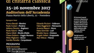 Mostra di liuteria chitarristica – 7ª edizione