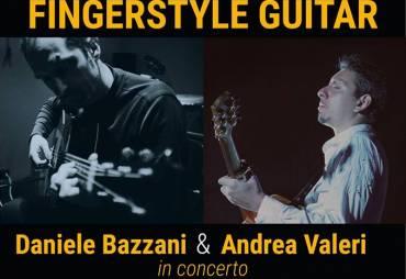 TWO GENERATIONS: Daniele Bazzani e Andrea Valeri in concerto