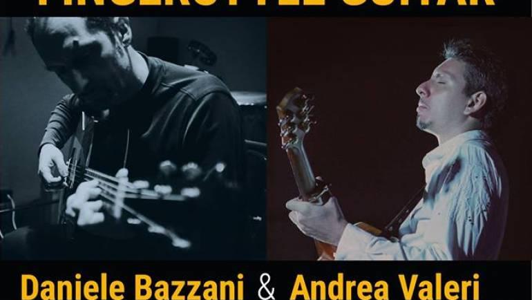 Two Generations, Daniele Bazzani e Andrea Valeri in concerto