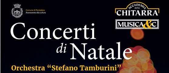 Concerto di Natale Orchestra Stefano Tamburini e JuniOrchestra