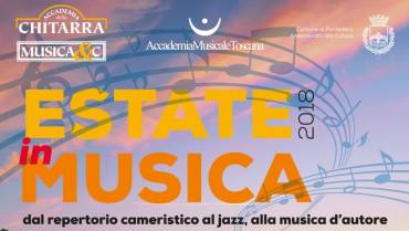 Estate in Musica: Stagione Concertistica 2018