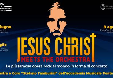 Jesus Christ Meets the Orchestra