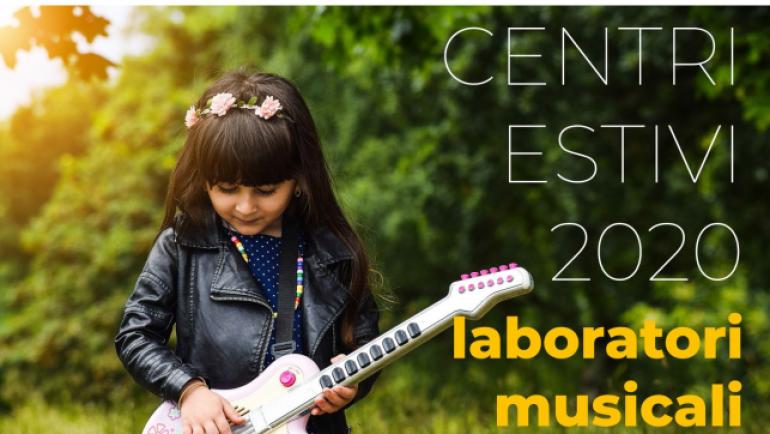 Campi Estivi Musicali 2020